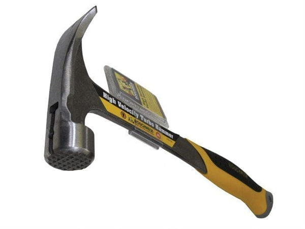 Roughneck High Velocity Turbo Hammer 454g (16oz) - Hammer - Trade Building Products