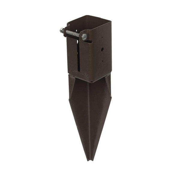 Sabrefix Fence Post Repair Spike 75 x 75mm - 2 Pack - Fencing Accessories - Trade Building Products