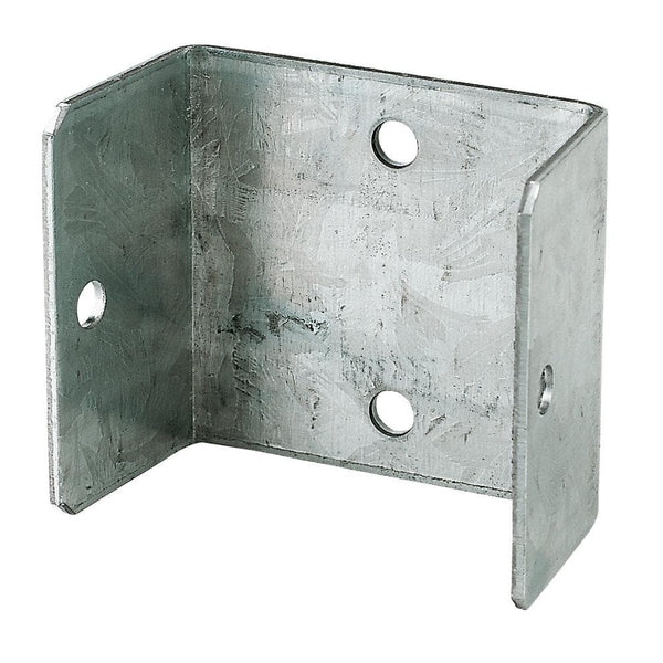 Sabrefix Fencing Clips - Galvanised - 47mm - 25 Pack - Fencing Accessories - Trade Building Products