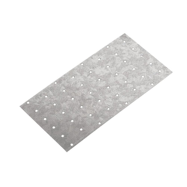 Sabrefix Hand Nail Plate - Galvanised - 200 x 100mm - 25 Pack - Builders Metalwork - Trade Building Products