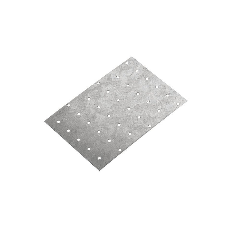 Sabrefix Hand Nail Plate - Galvanised - 200 x 75mm - 25 Pack - Builders Metalwork - Trade Building Products