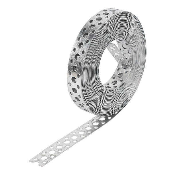 Sabrefix Stainless Steel Builders Band - 20mm x 9.6MTR - Builders Metalwork - Trade Building Products