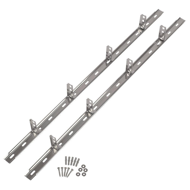 Sabrefix Wall Starter Kit - Stainless Steel - 10 Pack - Wall Starter - Trade Building Products