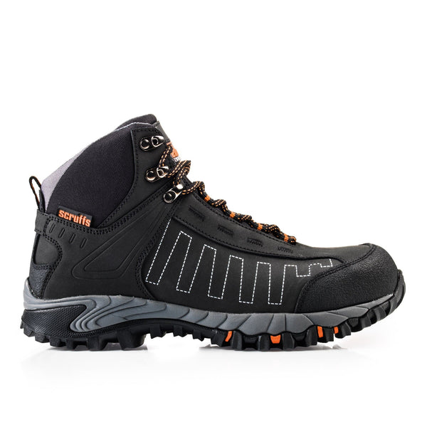 Scruffs Cheviot Boot Black - Safety Footwear - Trade Building Products