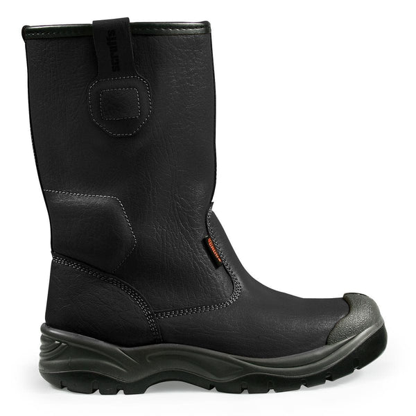 Scruffs Gravity Black Rigger Boot - Safety Footwear - Trade Building Products