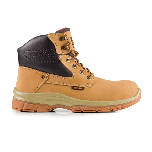 Scruffs Hatton Tan Safety Boot - Safety Footwear - Trade Building Products