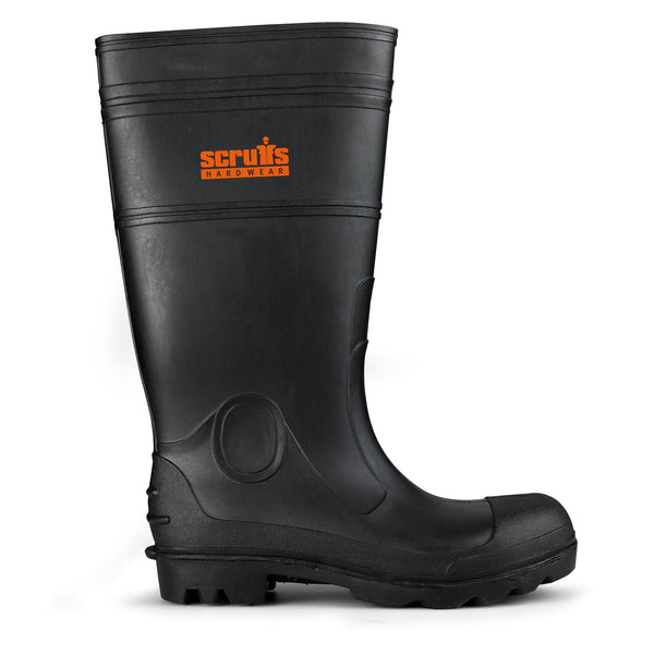 Scruffs Hayeswater Wellington Safety Boots - Safety Footwear - Trade Building Products