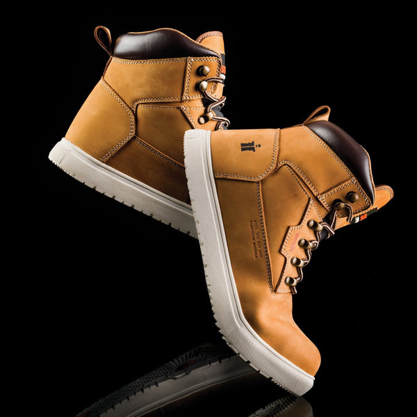 Scruffs Sport Twister Boot - Tan - Safety Footwear - Trade Building Products