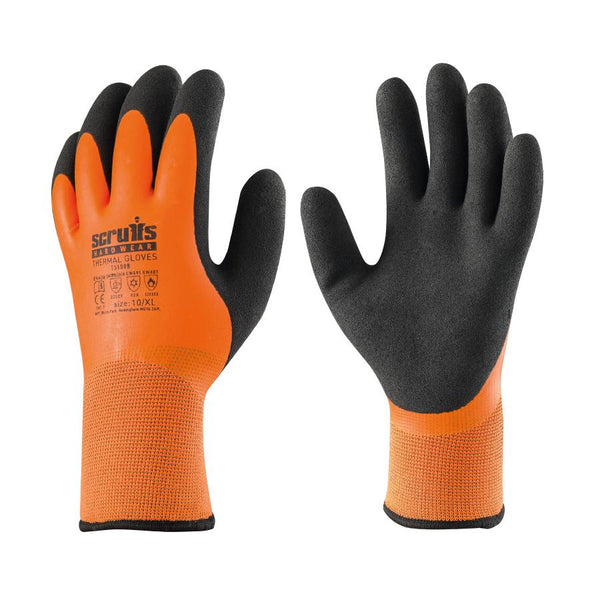 Scruffs Thermal Gloves - Safety Gloves - Trade Building Products