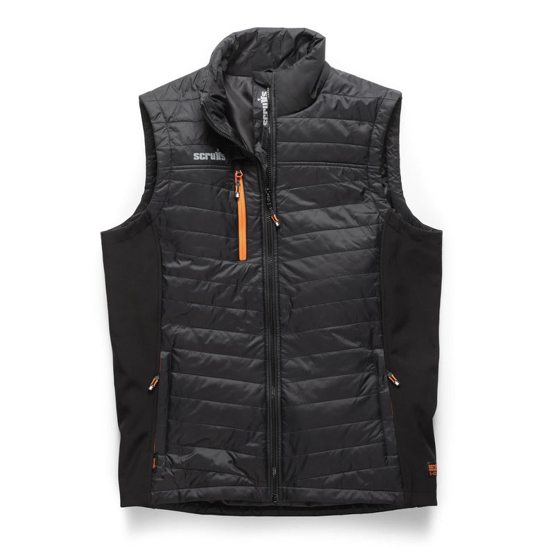 Scruffs Trade Bodywarmer - Black - Bodywarmer - Trade Building Products