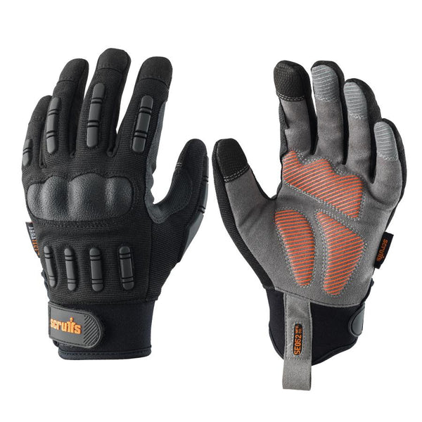Scruffs Trade Shock Impact Gloves - Safety Gloves - Trade Building Products