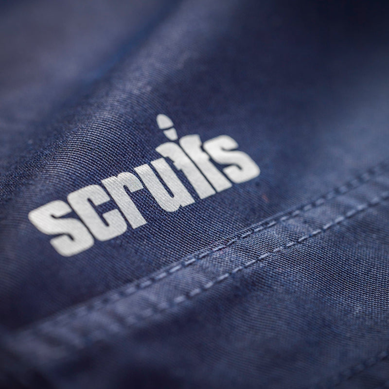 Scruffs Trade Short - Ink Blue - Shorts - Trade Building Products