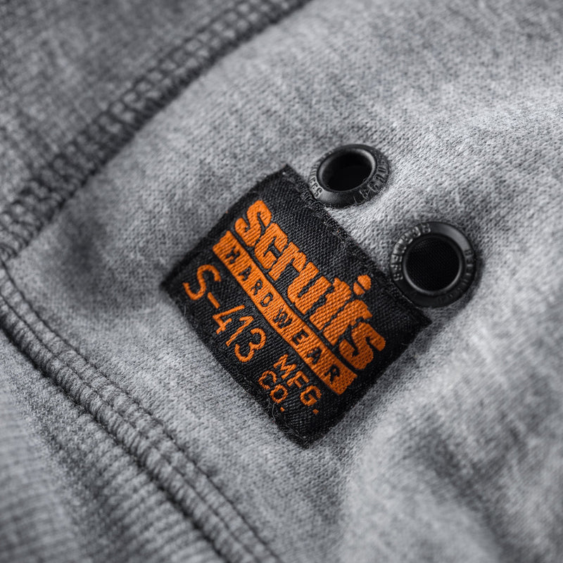 Scruffs Trade Sweatshirt - Grey - Sweatshirt - Trade Building Products