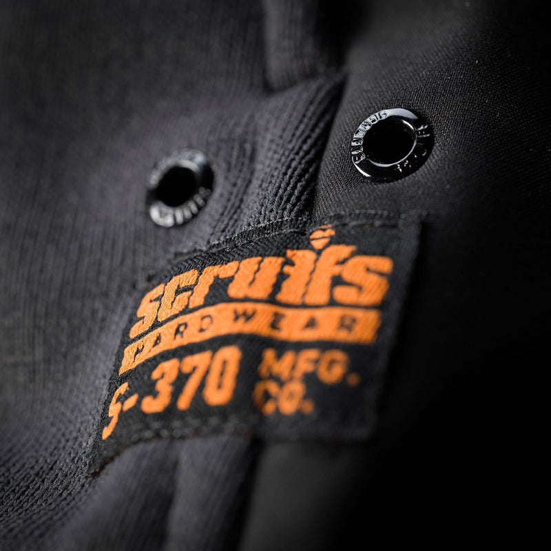 Scruffs Trade Tech Softshell Charcoal - Jacket - Trade Building Products