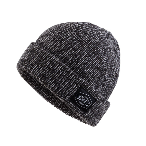 Scruffs Vintage Beanie Hat Graphite - Hat - Trade Building Products