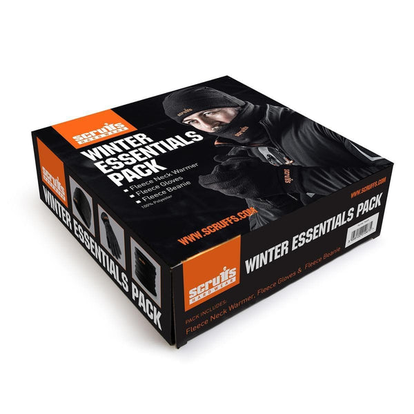 Scruffs Winter Essentials Pack - Workwear - Trade Building Products