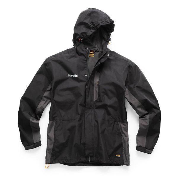 Scruffs Worker Jacket Black/Graphite - Jacket - Trade Building Products