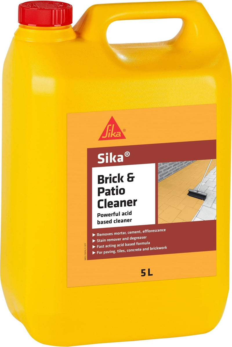 Sika Brick and Patio Cleaner - Brick Cleaner - Trade Building Products
