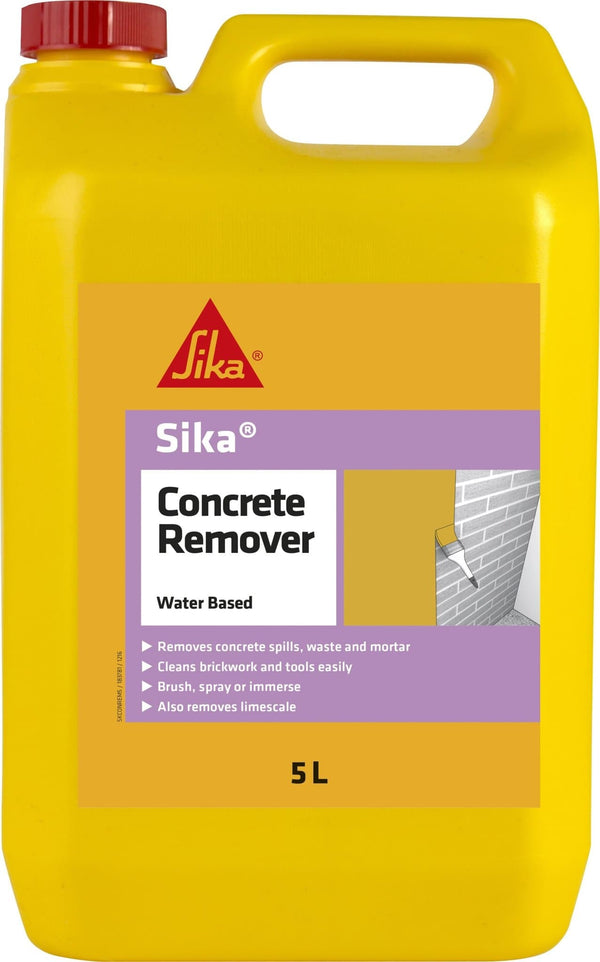 Sika Concrete Remover - Brick and Patio Cleaner - Trade Building Products