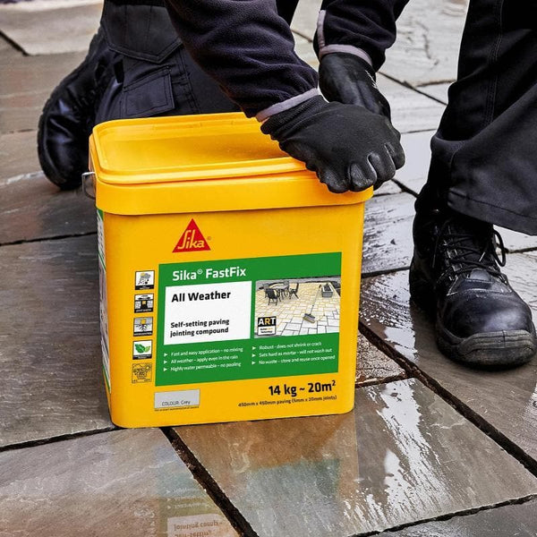 Sika Fastfix All Weather - 14KG - - Jointing Compound - Trade Building Products