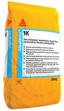 Sika Sikalastic 1K - Fibre Reinforced Mortar - Bagged Mortar - Trade Building Products