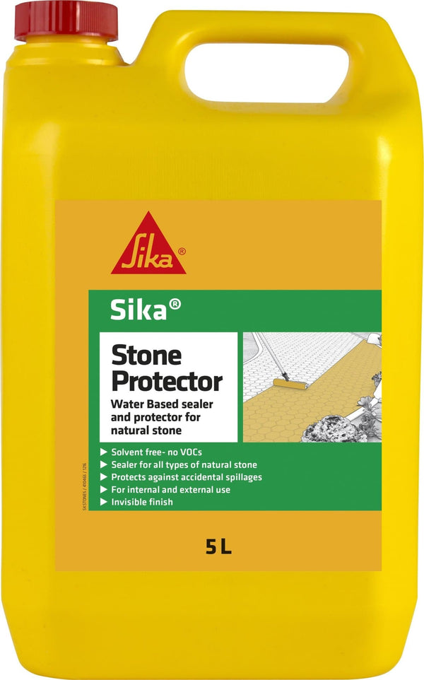 Sika Stone Protector - Natural Stone Sealer - Natural Stone Sealer - Trade Building Products