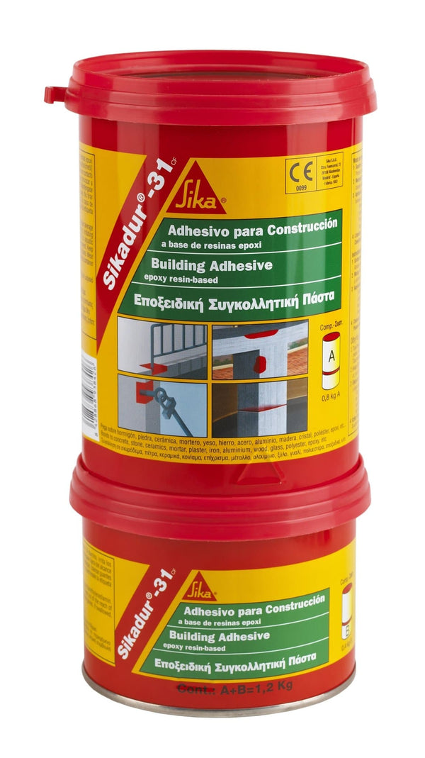 Sikadur 31 Rapid - Epoxy Adhesive - Cementitious Admixture - Trade Building Products