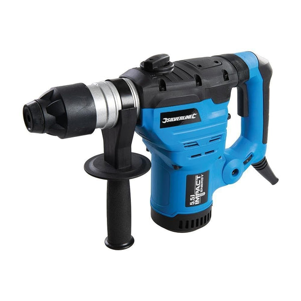 Silverline 1500W SDS Plus Drill - Drill - Trade Building Products