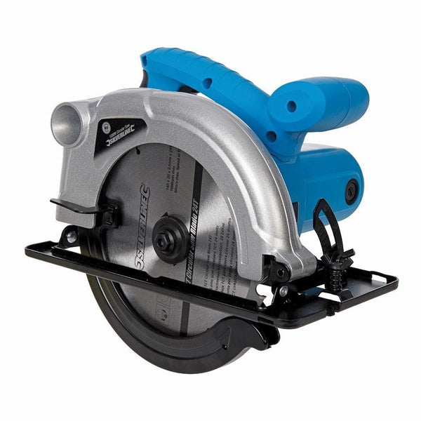 Silverline DIY 1200W Circular Saw 185mm - Circular Saw - Trade Building Products