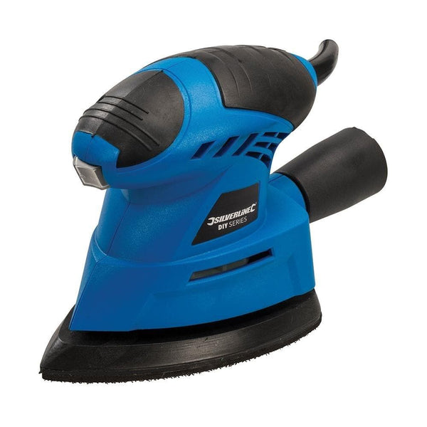 Silverline DIY 130W Detail Sander - Sander - Trade Building Products