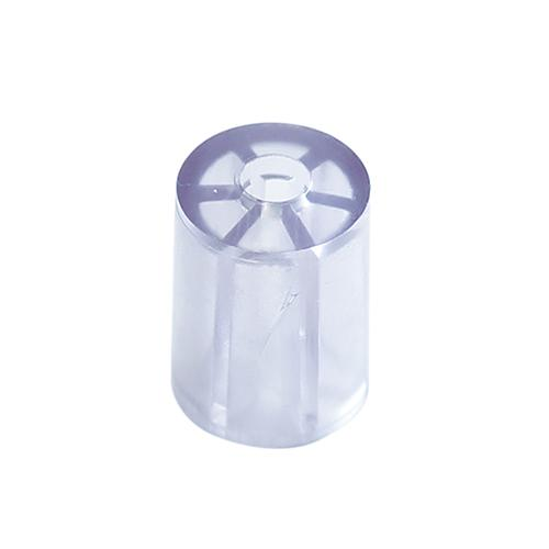 Spacers - For Corrugated Sheet Fixings - Clear - 15.0 x 19mm - Pack 50 - Fixings - Trade Building Products