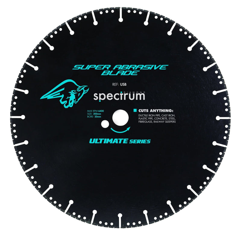 Spectrum USB Ultimate Metal Cutting Diamond Blade - Diamond Blade - Trade Building Products