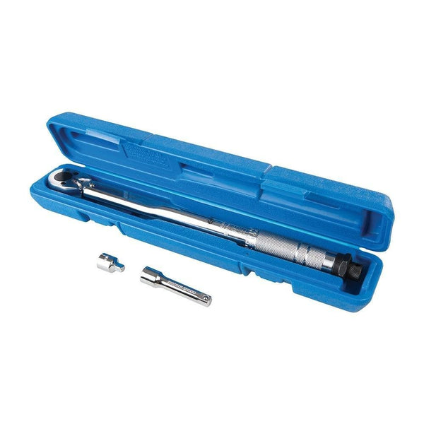 "Torque Wrench 8-105Nm 3/8"" Drive - Torque Wrench - Trade Building Products"