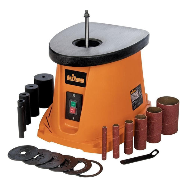 Triton 450W Oscillating Spindle & Belt Sander - TSPS450 - Sander - Trade Building Products
