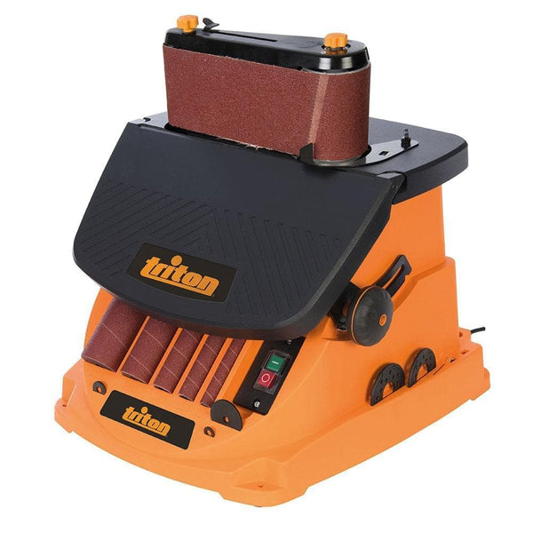 Triton 450W Oscillating Spindle & Belt Sander - TSPST450 - Sander - Trade Building Products