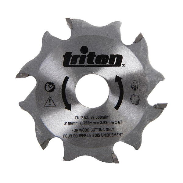 Triton Biscuit Jointer Blade - for TBJ001 - Biscuit Jointer - Trade Building Products