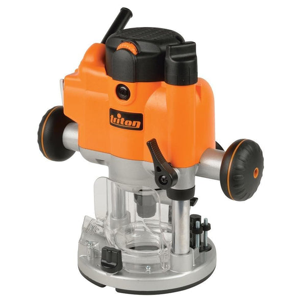 Triton Compact Precision Plunge Router 1010W - JOF001 - Router - Trade Building Products