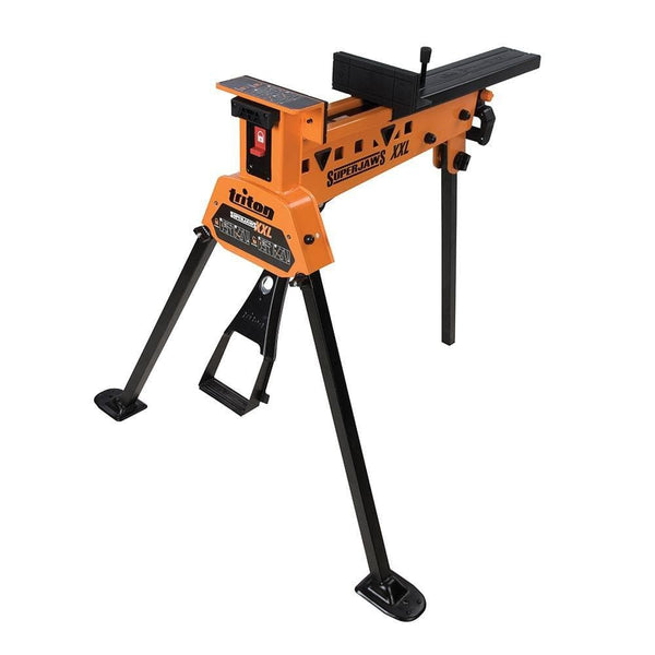 Triton Super Jaws XXL Portable Clamping System - SJA100XL - Woodwork Accessories - Trade Building Products