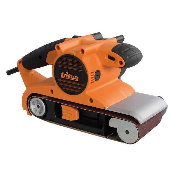 Triton T41200BS 100mm Belt Sander 1200W - Planer - Trade Building Products