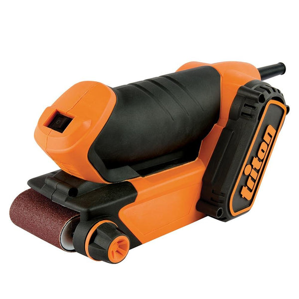 Triton TCMBS 450W Palm Belt Sander 64mm - Power Tools - Trade Building Products