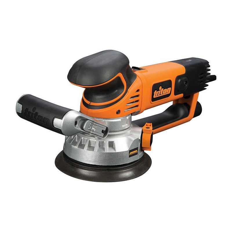 Triton TGEOS 500W Geared Eccentric Orbital Sander - Power Tools - Trade Building Products