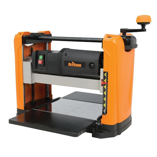 "Triton TPT125 12.5"" Thicknesser/Planer 1100W - Planer - Trade Building Products"