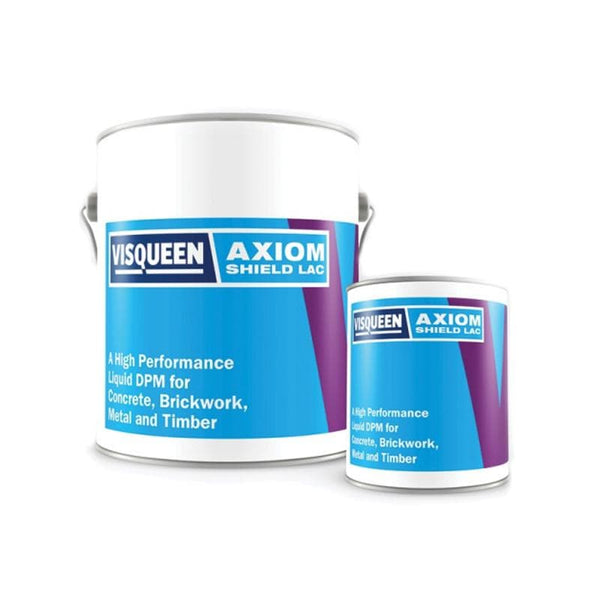 Visqueen Axiom Shield LAC - 6kg and 20kg - - Waterproofing - Trade Building Products