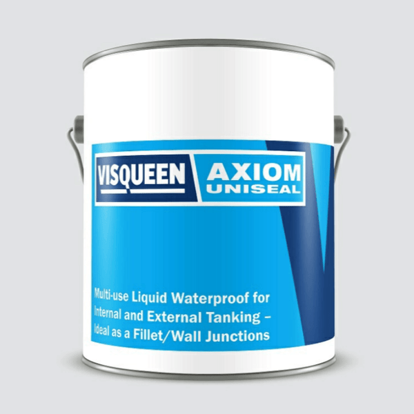 Visqueen Axiom Uniseal Liquid Waterproofing - - Waterproofing - Trade Building Products