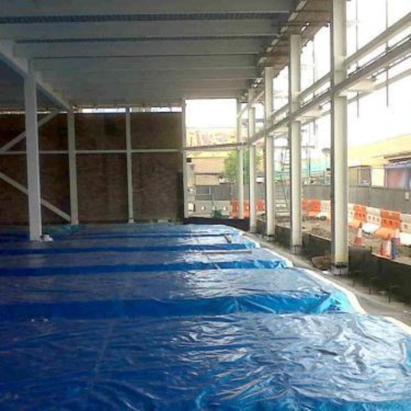 Visqueen Gas Barrier - F30 Building Products Ltd.