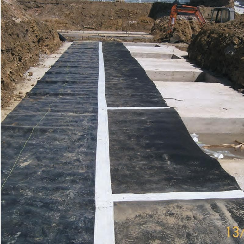 Visqueen Pre Applied Membrane - 2.44m x 41m - - Waterproofing - Trade Building Products