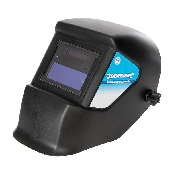 Welding Helmet Auto Darkening - PPE - Trade Building Products