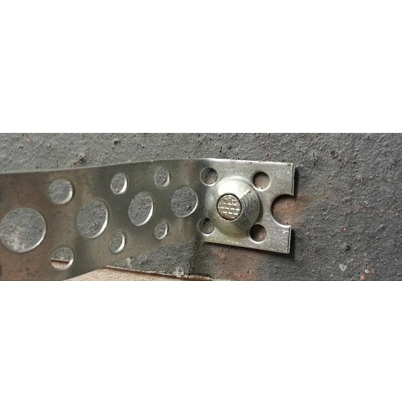 Zamac Nail In Anchors - Zinc - - Fixings - Trade Building Products