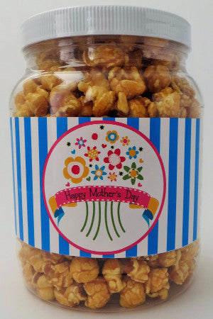 Cassie's Gourmet Popcorn Mother's Day Signature Jar