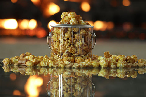 Cassie's Gourmet Popcorn Traditional Caramel